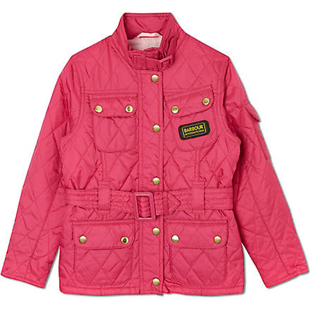 BARBOUR Quilted jacket (Pink