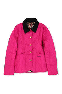 BARBOUR Liddesdale floral jacket 2-16 years