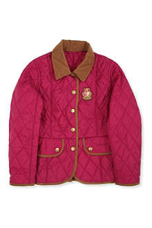 BARBOUR Quilted dressage jacket 4-15 years