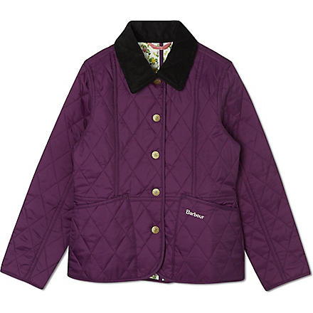 BARBOUR Eliza Liddesdale jacket XXS-XXL (Purple