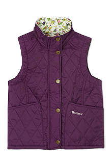 BARBOUR Glencove quilted gilet