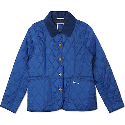 BARBOUR Optic Quilted jacket (Blue