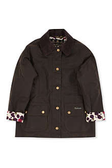 BARBOUR Beadnell waxed jacket 2-15 years