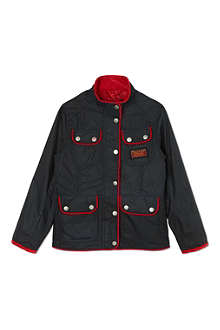 BARBOUR Summer Glencoe jacket