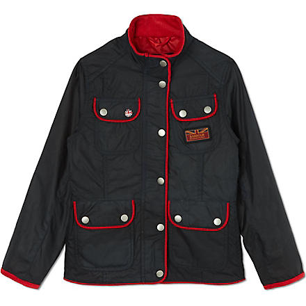 BARBOUR Summer Glencoe jacket (Navy