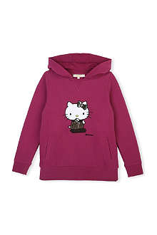 BARBOUR Hello Kitty jersey hoody XXS-XXL