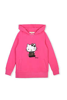BARBOUR Hello Kitty hoody XXS-XXL