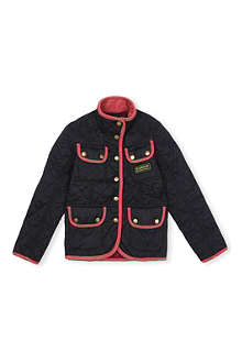 BARBOUR Vintage international quilted jacket