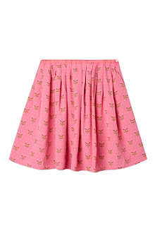 I LOVE GORGEOUS Fox print skirt 2-12 years