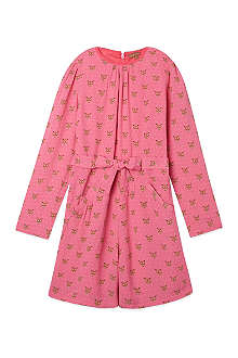 I LOVE GORGEOUS Fox print playsuit 2-12 years