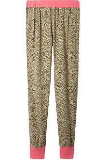 I LOVE GORGEOUS Camouflage print trousers 2-12 years