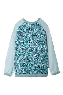 I LOVE GORGEOUS Camouflage print top 2-12 years