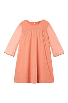 I LOVE GORGEOUS Glitter chiffon occasion dress 2-12 years