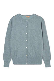 I LOVE GORGEOUS Lurex cardigan 2-12 years