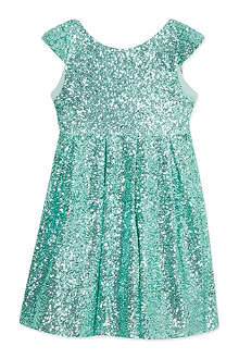 I LOVE GORGEOUS Moon festival sequinned dress 2-12 years