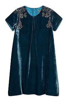 I LOVE GORGEOUS Sergeant Pepper velvet dress