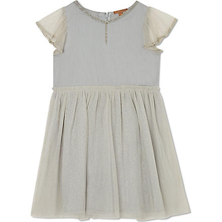 I LOVE GORGEOUS Old Delhi dress 2-12 years (Grey