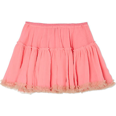 I LOVE GORGEOUS Kick The Can tutu skirt 2-13 years (Pink