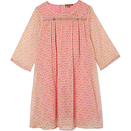 I LOVE GORGEOUS Shiva dress 2-12 years (Pink
