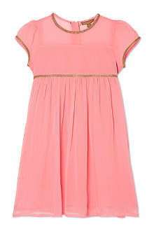 I LOVE GORGEOUS Gangees cap sleeve dress 2-12 years