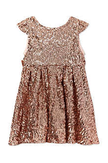 I LOVE GORGEOUS Sequinned dress 2-8 years