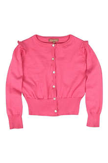 I LOVE GORGEOUS Ruffle cardigan 2-9 years
