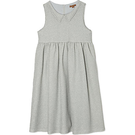 I LOVE GORGEOUS Sphinx dress 2-12 years (Silver