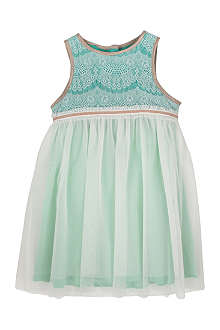I LOVE GORGEOUS Sea Foam dress 2-9 years