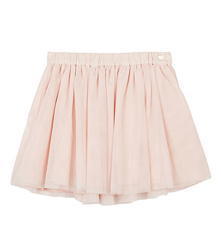 JUICY COUTURE Tulle tutu skirt 4-14 years (Foiled+pwdrpnk+mesh