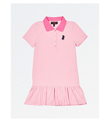 JUICY COUTURE Polo cotton-pique dress (Palace