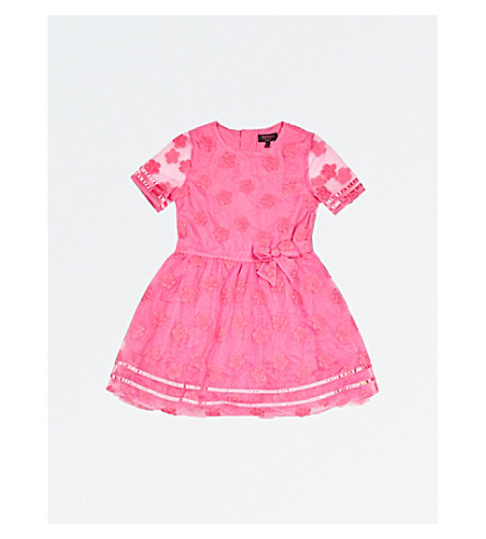 JUICY COUTURE Organza dress 4-14 years (Highlighter