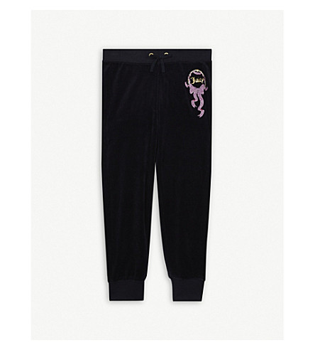 JUICY COUTURE Logo jogging bottoms 4-14 years (Regal