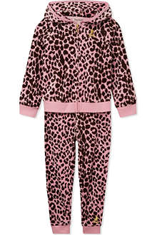 JUICY COUTURE Leopard tracksuit 2-6 years
