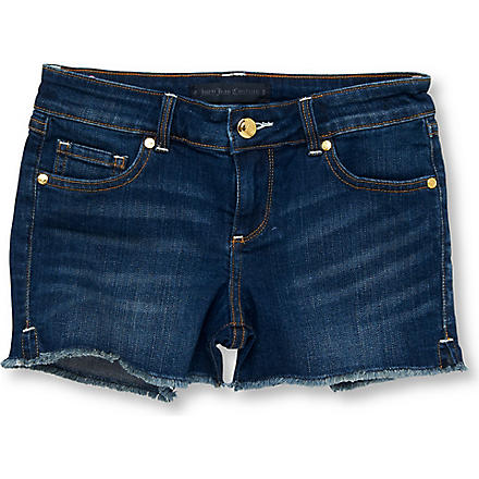 JUICY COUTURE Denim shorts 7-14 years (Blue