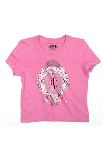 JUICY COUTURE Tiara t-shirt 2-14 years