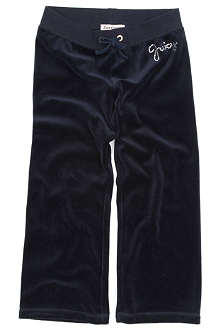 JUICY COUTURE Sparkle jogging bottoms 4-14 years
