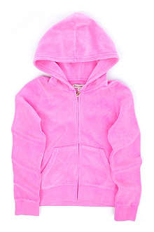 JUICY COUTURE Crown velour jogging bottoms 2-14 years