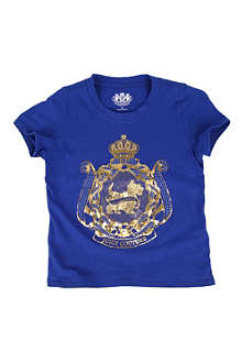JUICY COUTURE Crest t-shirt S-XL