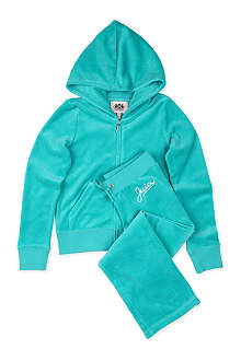 JUICY COUTURE Palm Crest hoody XS-XL