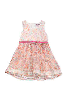 JUICY COUTURE Floral organza dress 2-14 years