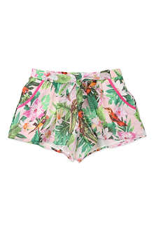 JUICY COUTURE Birds of Paradise shorts 2-7 years