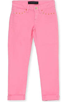 JUICY COUTURE Studded jeans 2-14 years