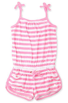JUICY COUTURE Malibu striped playsuit XS-XL