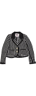 JUICY COUTURE Striped blazer M-XL