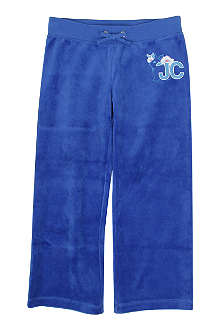 JUICY COUTURE Bunny velour jogging bottoms XS-XL