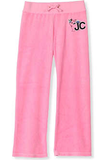 JUICY COUTURE Iconic bunny velour pants XS - XL
