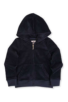JUICY COUTURE Crown velour hoody XS-XL