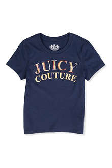 JUICY COUTURE Crown logo t-shirt
