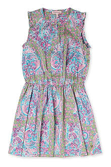 JUICY COUTURE Paisley-print dress 8-14 years