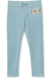 JUICY COUTURE Sequin juicy velour pants S-XL
